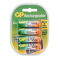 Аккумулятор быт. GP 270AAHC-UA, Ni-MH AA, R6, 1,2 V, 2700mAh