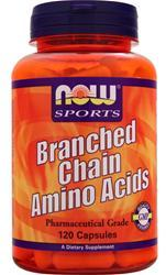 БЦАА NOW Foods BCAA 120vcaps