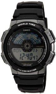 Мужские часы Casio AE-1100W-1A Касио японские кварцевые
