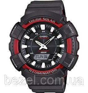 Мужские часы Casio AD-S800WH-4A Solar  Касио японские кварцевые