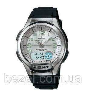 Мужские часы Casio AQ-180W-7B Касио японские кварцевые