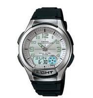 Мужские часы Casio AQ-180W-7B Касио японские кварцевые, фото 1
