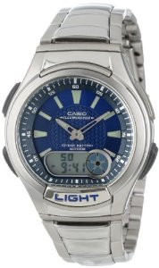 Мужские часы Casio AQ-180WD-2A Касио японские кварцевые