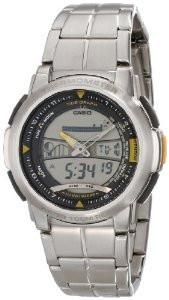Мужские часы Casio AQF-100WD-9BV  Касио японские кварцевые