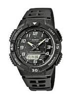 Мужские часы Касио AQ-S800W-1BVEF Solar  Касио японские кварцевые