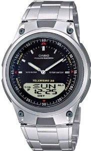 Мужские часы Casio AW-80D-1AV Касио японские кварцевые