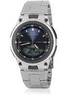 Мужские часы Casio AW-80D-2AV Касио японские кварцевые