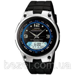 Мужские часы Casio AW-82-1AV  Касио японские кварцевые