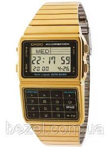 Мужские часы Casio DBC-611G-1D Касио японские кварцевые