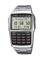 Мужские часы Casio DBC-32D-1A Data Bank  Касио японские кварцевые