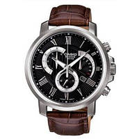 Мужские часы Casio Edifice BEM-506BL-1A Касио японские кварцевые