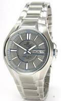 Мужские часы Casio Edifice EF-133D-7A  Касио японские кварцевые