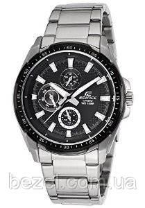 Мужские часы Casio Edifice EF-336DB-1A1V Касио японские кварцевые