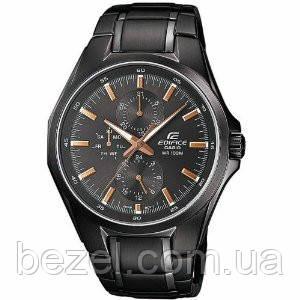 Мужские часы Casio Edifice EF-339BK-1A9 Касио японские кварцевые