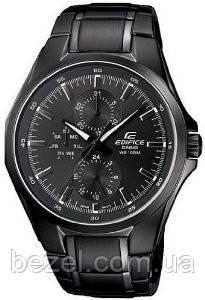 Мужские часы Casio Edifice EF-339BK-1A1  Касио японские кварцевые