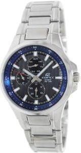Мужские часы Casio Edifice EF-342D-1A2V  Касио японские кварцевые