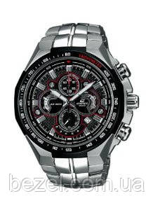 Чоловічі годинники Casio Edifice EF-554D-1A Касіо японські кварцові