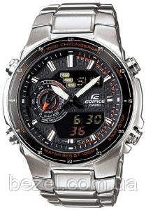 Мужские часы Casio Edifice EFA-131D-1A4 Касио японские кварцевые