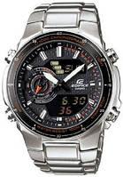 Мужские часы Casio Edifice EFA-131D-1A4 Касио японские кварцевые, фото 1