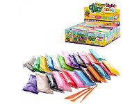 ClayDoll Набор масса для лепки набор 24 цвета, пакет 20 г.