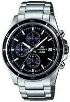 Мужские часы Casio Edifice EFR-526D-1A  Касио японские кварцевые