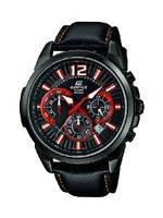 Мужские часы Casio Edifice EFR-535BL-1A4 Касио японские кварцевые