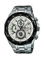 Чоловічі годинники Casio Edifice EFR-539D-7A Касіо японські кварцові, фото 1
