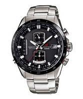Мужские часы Casio Edifice EQW-A1110DB-1A Solar  Касио японские кварцевые