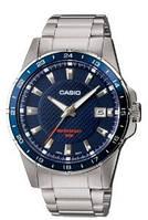 Мужские часы Casio Edifice MTP-1290D-2A Касио японские кварцевые