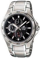 Мужские часы Casio EF-335D-1A Касио японские кварцевые