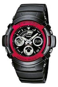 Мужские часы Casio G-Shock AW-591-4A Касио японские кварцевые