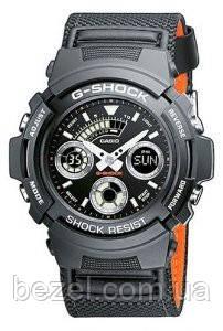 Мужские часы Casio G-Shock AW-591MS-1A Касио японские кварцевые