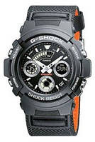 Мужские часы Casio G-Shock AW-591MS-1A Касио японские кварцевые, фото 1