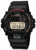 Мужские часы Casio G-Shock DW-6900G-1V Касио японские кварцевые, фото 1