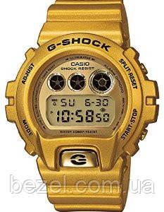 Мужские часы Casio G-Shock DW-6900GD-9 Касио японские кварцевые