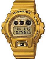 Мужские часы Casio G-Shock DW-6900GD-9 Касио японские кварцевые, фото 1