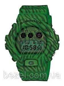Чоловічий годинник Casio G-Shock DW-6900ZB-3 Касіо японські кварцові