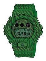 Чоловічий годинник Casio G-Shock DW-6900ZB-3 Касіо японські кварцові, фото 1