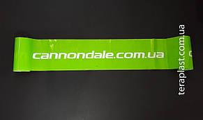 Лента с вашим логотипом 4 цвета (80 мм*80 мкм*500 м), фото 2