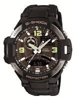 Мужские часы Casio G-Shock GA-1000-1B Касио японские кварцевые