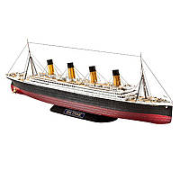 Пароход (1912г., Великобритания) R.M.S. Titanic  1:700 (05210)