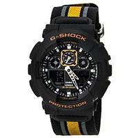 Мужские часы Casio G-Shock GA-100MC-1A4 Касио японские кварцевые