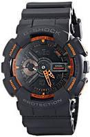 Мужские часы Casio G-Shock GA-110TS-1A4  Касио японские кварцевые