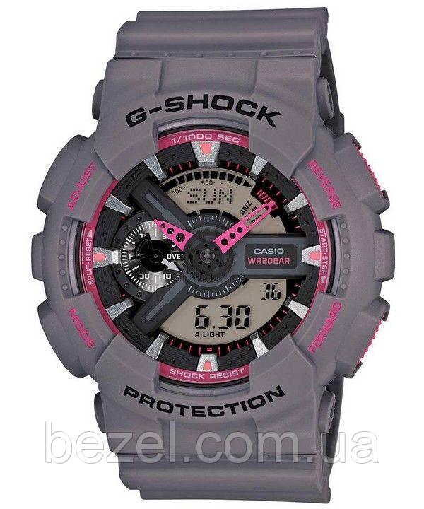 Мужские часы Casio G-Shock GA-110TS-8A4 Касио японские кварцевые