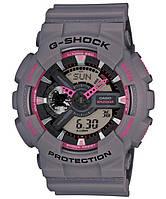 Мужские часы Casio G-Shock GA-110TS-8A4 Касио японские кварцевые, фото 1