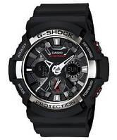 Мужские часы Casio G-Shock GA-200-1A Касио японские кварцевые
