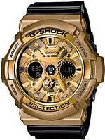 Мужские часы Casio G-Shock GA-200GD-9B2 Касио японские кварцевые