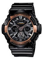 Мужские часы Casio G-Shock GA-200RG-1 Касио японские кварцевые