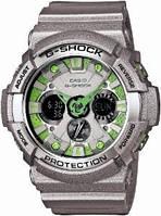 Мужские часы Casio G-Shock GA-200SH-8A  Касио японские кварцевые