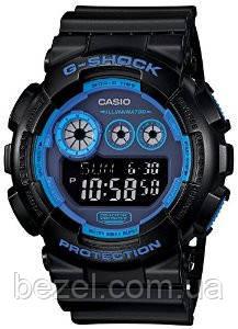 Мужские часы Casio G-Shock GD-120N-1B2 Касио японские кварцевые